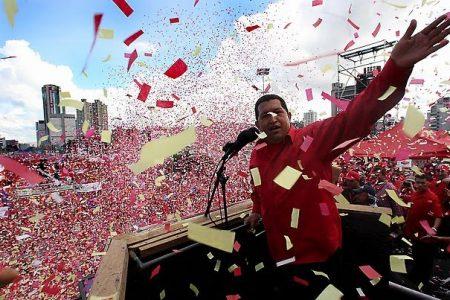 Venezuela: Lingkaran Bolivarian, Pendorong dan Pelindung Revolusi