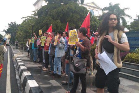 Pernyataan Sikap: Mengutuk Tindakan Kekerasan, Penganiayaan dan Aksi Main Hakim Sendiri