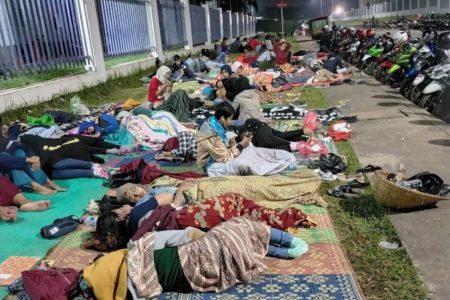 FSEDAR Menjawab: PHK Ratusan Buruh AICE Tidak Sah