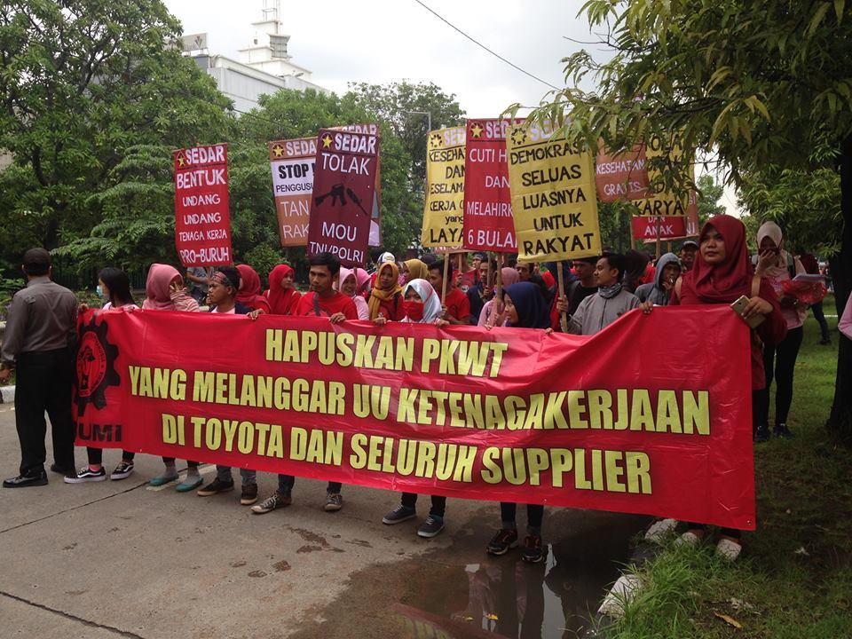 Pernyataan Sikap: Copot Pegawai Pengawas Monang Sihotang