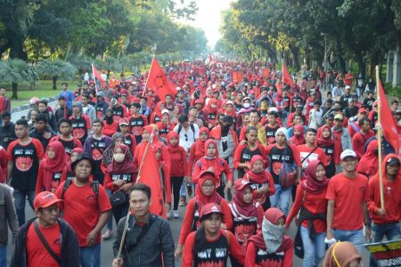 Pernyataan Sikap May Day 2019