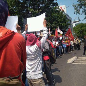 Hak Buruh PT SENFU Dilanggar, Mana Tanggung Jawab Sosial Mitsubishi?!!