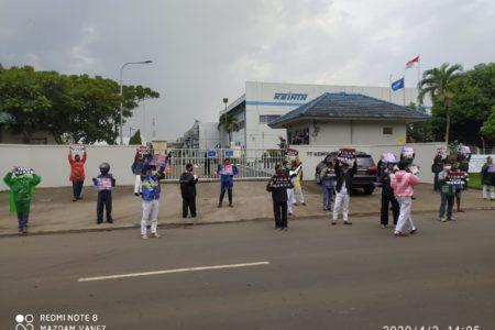 Pengusaha Harus Jalankan Anjuran Disnaker dan Kode Etik, Angkat Buruh PT Keihin Indonesia Menjadi Pekerja Tetap