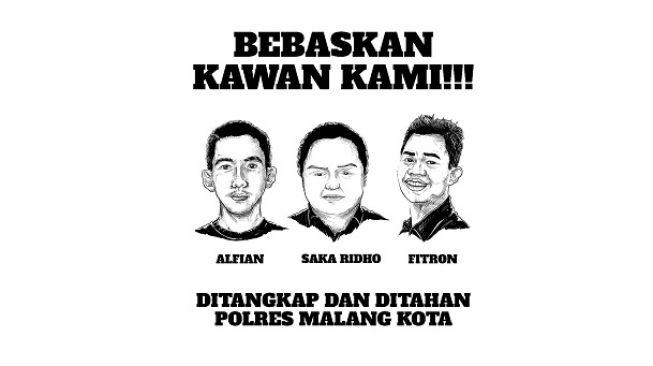 Hentikan Kriminalisasi terhadap Aktivis di Tengah Pandemi