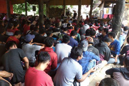 Dukung Buruh AICE dan Tolak Omnibus Law, FSEDAR Rapat Akbar