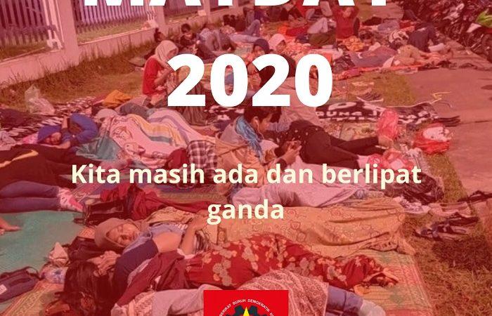 Sikap May Day 2020